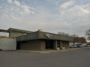 Schenectady station - The 1979-built station will be demolished in 2017 and replaced by a larger station in 2018