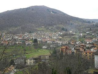 Schignano Comune in Lombardy, Italy