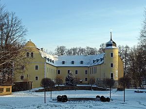 Schöpstal - Ebersbach Castle