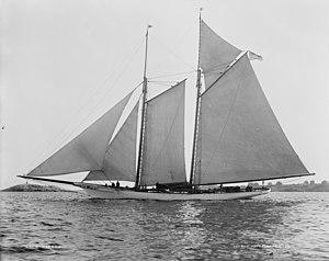 America (yacht) - Image: Schooner America