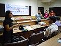 Science Career Ladder Workshop - Indo-US Exchange Programme - Science City - Kolkata 2008-09-17 01420.JPG