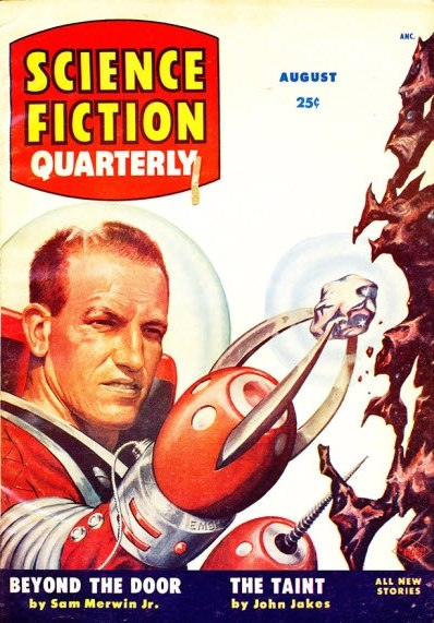 Science Fiction Quarterly August 1955