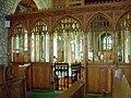 Screen, St Andrew's Church, Moretonhampstead - geograph.org.uk - 940180.jpg