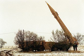 Arms Control and Disarmament Agency - Image: Scud Launcher