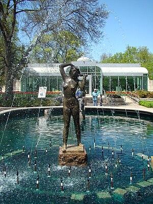 Leo Mol - Image: Sculpture garden in assiniboine park winnipeg manitoba canada 1 (3)