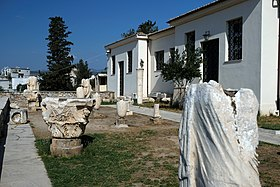 Sculptures of Archaeological Museum of Eleusis.jpg