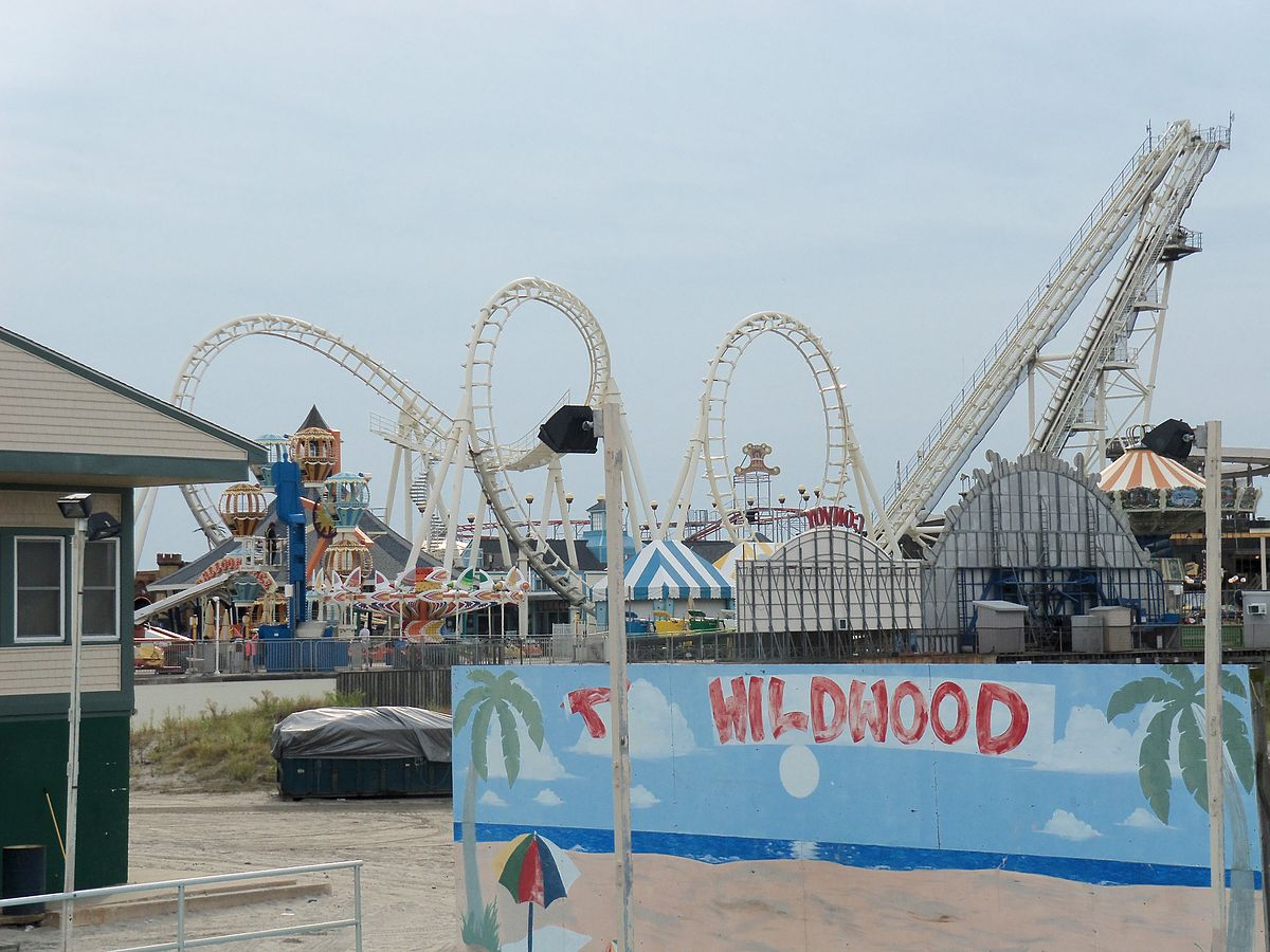 Sea Serpent Morey S Piers Wikipedia