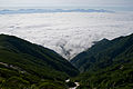 Sea of clouds from Mt.Utsugidake 01.jpg