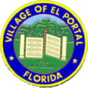 Seal of El Portal, Florida.png