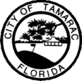 Seal of Tamarac, Florida (1963-1988).png