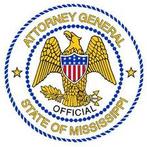 Mississippi Attorney General - Seal of the Attorney General of Mississippi