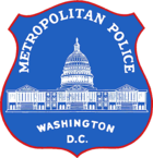 Seal of the Metropolitan Police Department of the District of Columbia
