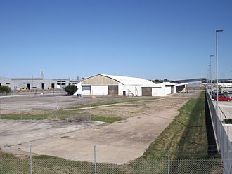 Eagle Farm, Queensland - Second World War Hangar No. 7, 2015