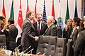 Secretary Tillerson Chats With Dutch Foreign Minister Koenders and Norwegian Foreign Minister Brende at the G-20 Foreign Ministers' Meeting in Bonn (32824991431).jpg