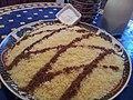 Seffa blahlib ou Semoule de blé cuit à la vapeur.jpg