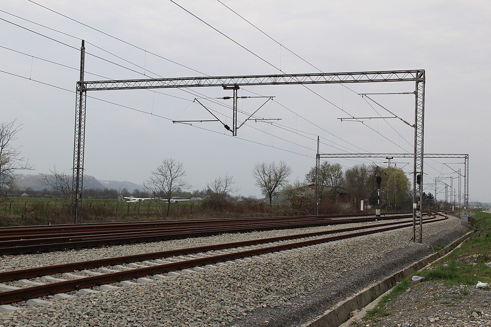 Selo Divci - opština Valjevo - zapadna Srbija - pruga Beograd - Bar