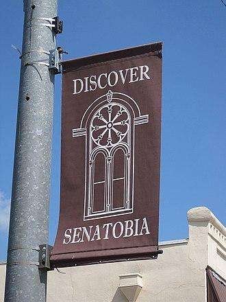 Senatobia, Mississippi - Image: Senatobia MS 022