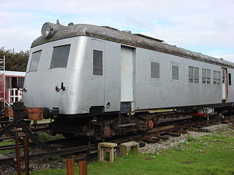 Advanced steam technology - Sentinel-Cammell steam railcar