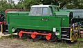 Sentinel 0-6-0DH Diesel Shunter,Rolls Royce engine built 1964. Rutland Railway Museum - Flickr - mick - Lumix.jpg