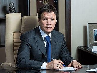 Sergey Abramov (politician) - Sergey Abramov