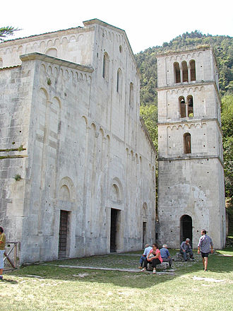 Eleutherius and Antia - San Liberatore a Maiella.