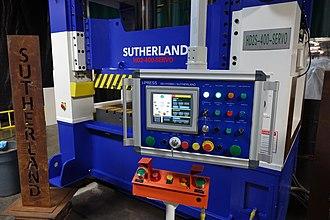 Compression molding - Servo Hydraulic I-PRESS Compression Molding Controller
