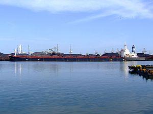 Setsuyo Star - IMO 8406391 - Callsign 9HYY6 photo-3, Mississippi harbour, Port of Rotterdam, Holland 20-May-2007.jpg