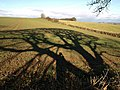 Shadow by Combe Lane - geograph.org.uk - 1188453.jpg
