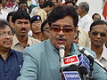 Shatrughan Sinha Delivers Speech - Maritime Centre Inauguration - Science City - Kolkata 2003-10-17 00454.JPG