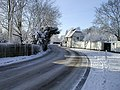 Shelford Cottages in snow - geograph.org.uk - 670803.jpg