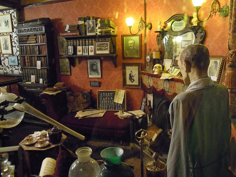 Sherlock Holmes tableau 1