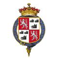 Shield of arms of George Cadogan, 5th Earl Cadogan, KG, PC, JP.png