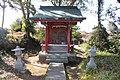 Shinto shrine on Nagahama Castle.jpg