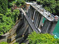 Shiromaru Dam left view.jpg