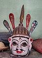Shiva mask Nabadwip শিবের মুখোশ, নবদ্বীপ.jpg