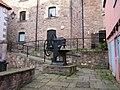 Shoe press, Shoe Lane - geograph.org.uk - 1240489.jpg
