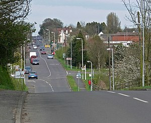 Ashby Woulds - Shortheath Road in Moira