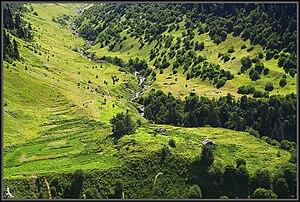 Shovi - Landscape at Shovi