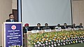 Shri Dipan Bose, World Bank addressing at the inauguration of the international conference on 'Road Safety Scenario in India and Way Forward', organised by the Indian Roads Congress.jpg