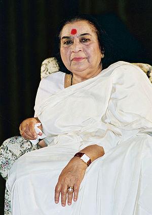Nirmala Srivastava - Image: Shri Mataji Nirmala Shrivastava