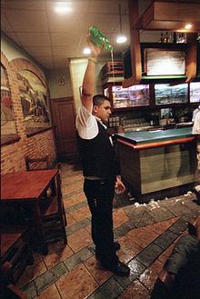 Con el camarero del hotel - 2 8