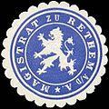 Siegelmarke Magistrat zu Rethem-Aller W0318120.jpg