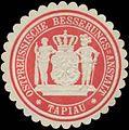 Siegelmarke Ostpreussische Besserungs-Anstalt Tapiau W0345364.jpg