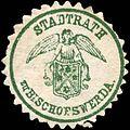 Siegelmarke Stadtrath zu Bischofswerda W0212475.jpg