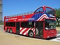 Sightseeing bus in Washington, D.C. in 2013.JPG