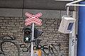 Signalizace přechodu pro chodce na zastávce Vozovna Pisárky.jpg