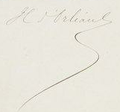 Signature of Prince Henri, Duke of Aumale.png