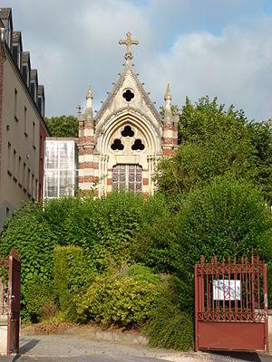 Signy-le-Petit - Image: Signy le Petit (Ardennes) chapelle N.D.de Consolation 01