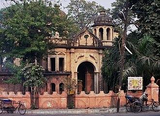 Sikandar Bagh - Image: Sikandar Bagh Gate