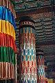 Silk banners at Lama Temple, Beijing - DSC06711.jpg